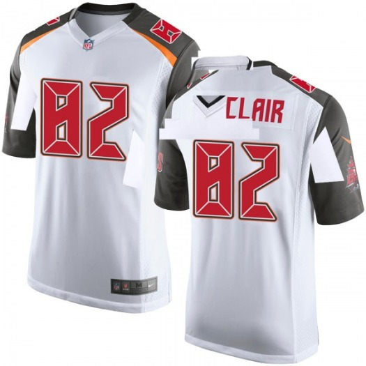 Nike Antony Auclair Tampa Bay Buccaneers Game White Jersey - Youth