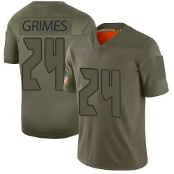 Nike Brent Grimes Tampa Bay Buccaneers Limited Camo 2019 Salute to Service Jersey - Youth