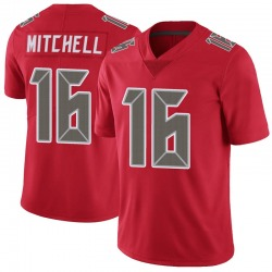 Nike Bryant Mitchell Tampa Bay Buccaneers Limited Red Color Rush Jersey - Youth