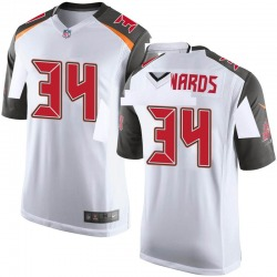 Nike Mike Edwards Tampa Bay Buccaneers Game White Jersey - Youth
