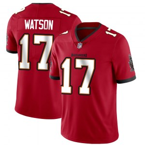 Nike Justin Watson Tampa Bay Buccaneers Limited Red Team Color Vapor Untouchable Jersey - Men's